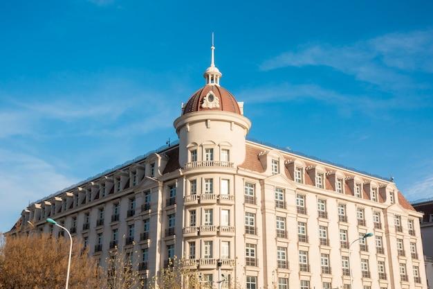 Edificio de estilo italiano en tianjin, china