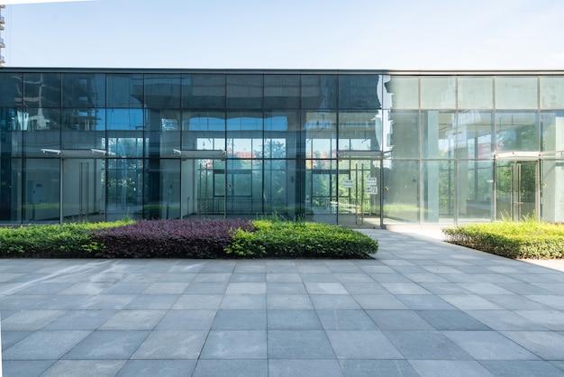 Edificio de oficinas del centro comercial