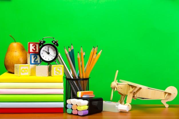 Educación o regreso a la escuela.