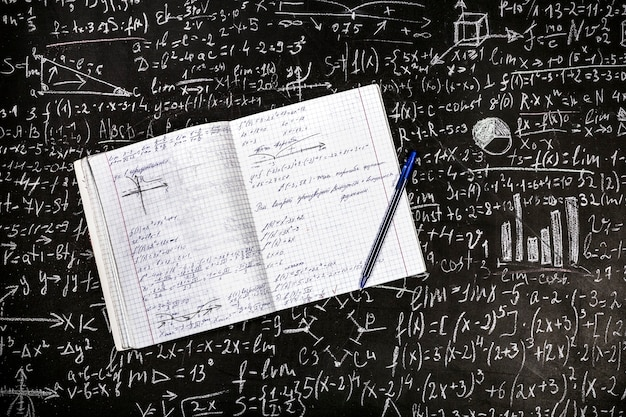 Ejemplos de matemáticas y física