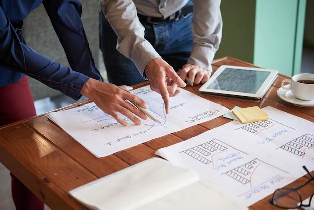Elaboración de informes comerciales