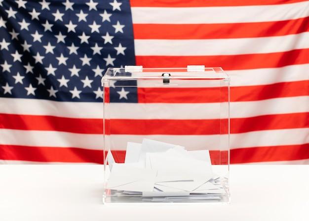 Elección en estados unidos de américa