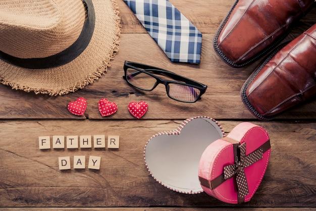 Elementos del día del padre