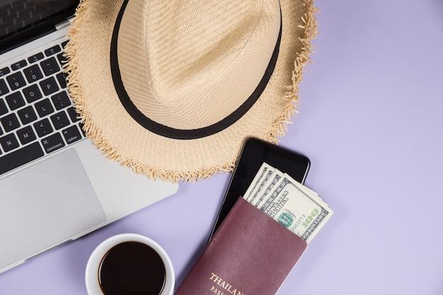 Elementos para la planificación de viajes.