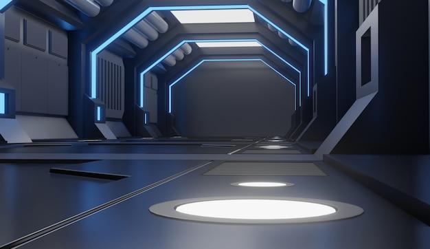 Elementos de renderizado 3d de esta imagen amueblada.