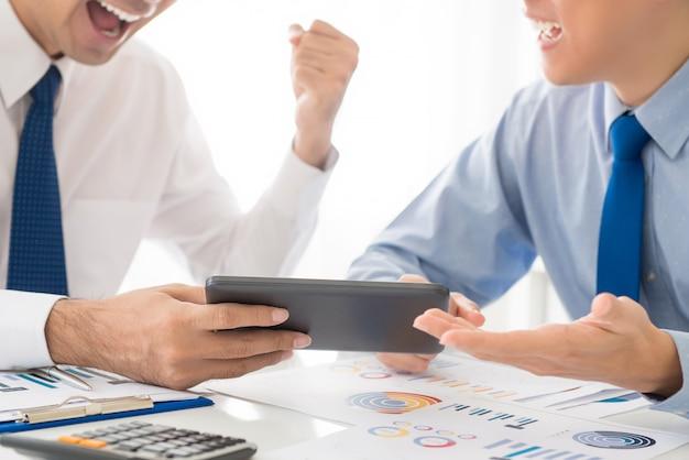 Empresarios entusiasmados con los resultados estadísticos