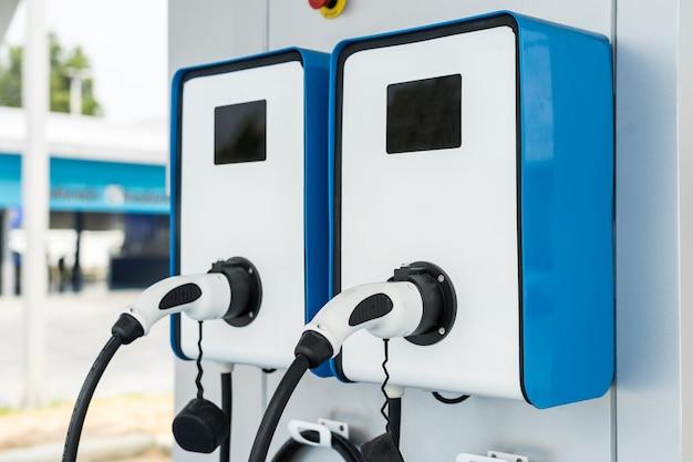 Enchufe de suministro de cable de alimentación para carga de vehículo eléctrico