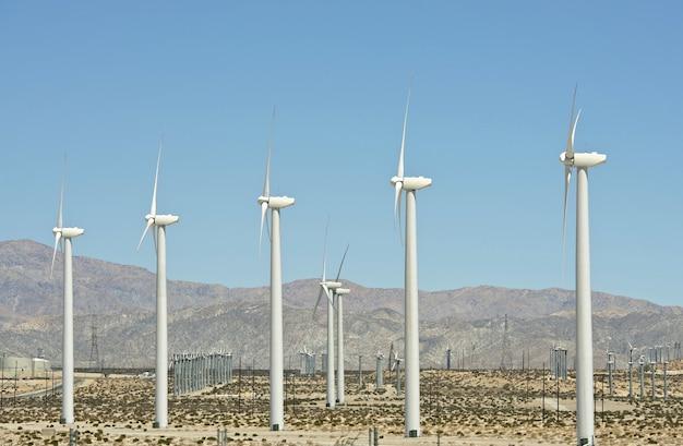 Energía eólica - turbinas eólicas