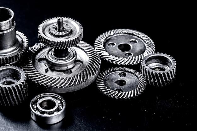 Engranajes de metal