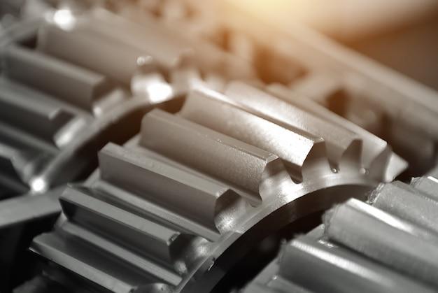 Engranajes y ruedas dentadas