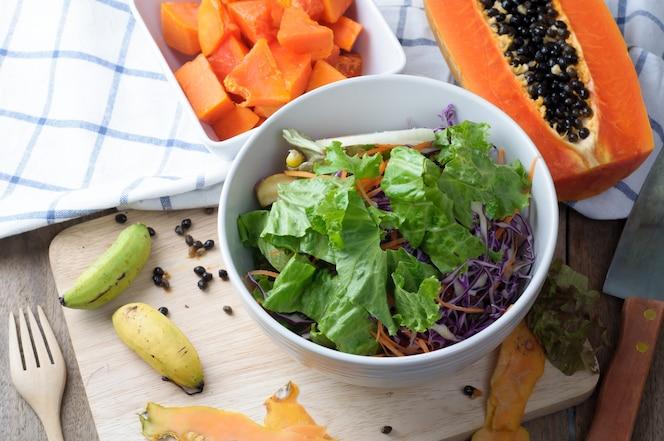 Papaya 2 descargar fotos gratis for Maduras en la cocina