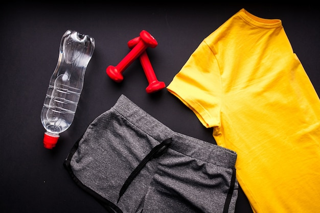 Entrenamiento bpa ropa deporte kit