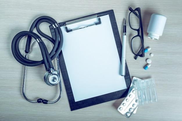 Equipamiento médico con espacio de copia