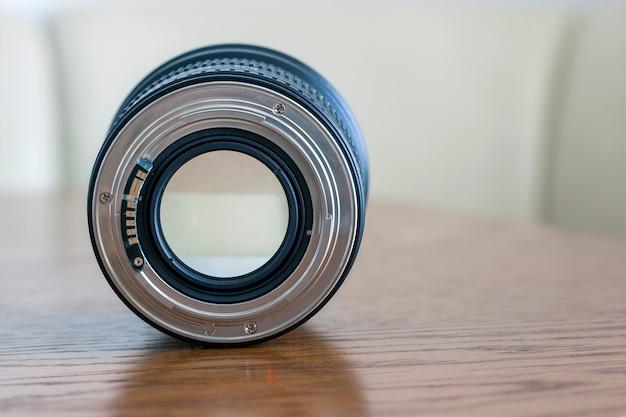 Equipo de fotografía profesional, kit de trabajo de fotógrafo.