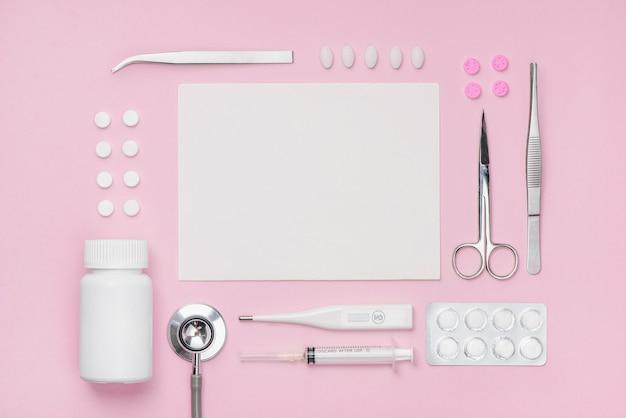 Equipo medico. concepto medico