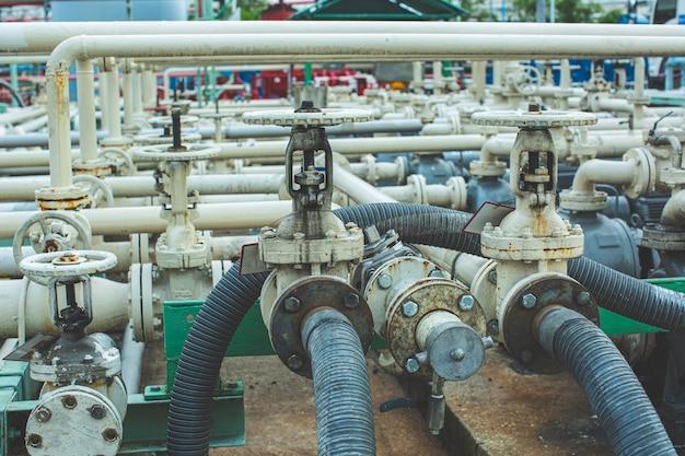 Equipo de planta de refinería para tuberías de petróleo y gas válvulas en la planta de gas válvula de seguridad de presión selectiva