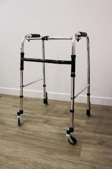 Equipo de silla de ruedas