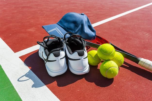 Equipo de tenis