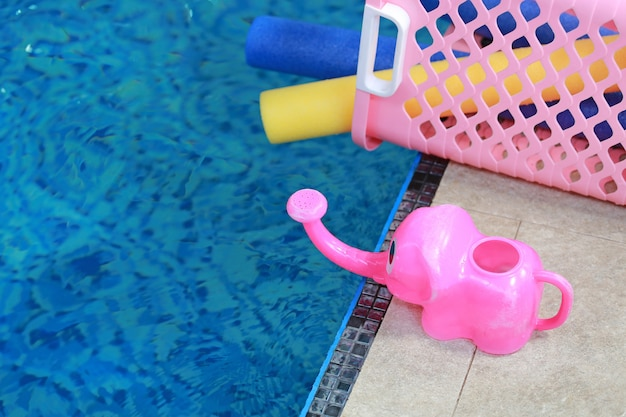 Equipos aerobicos de agua.