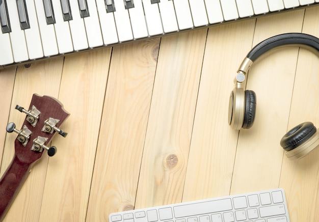 Equipos de producción de música por computadora