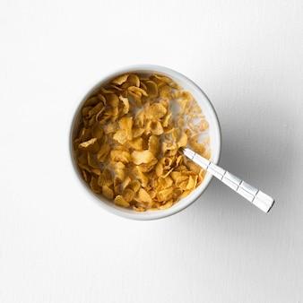 Es la hora del desayuno