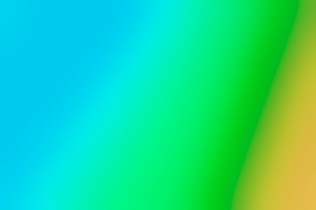 Escala de mezcla verde y azul