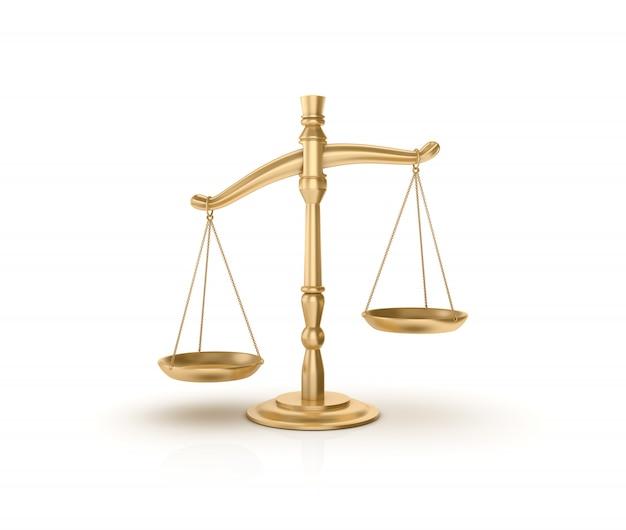 Escala de peso legal