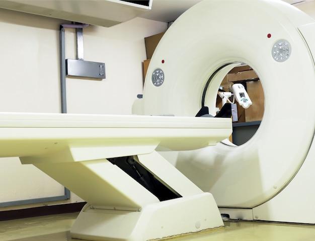 Escáner de tomografía computarizada