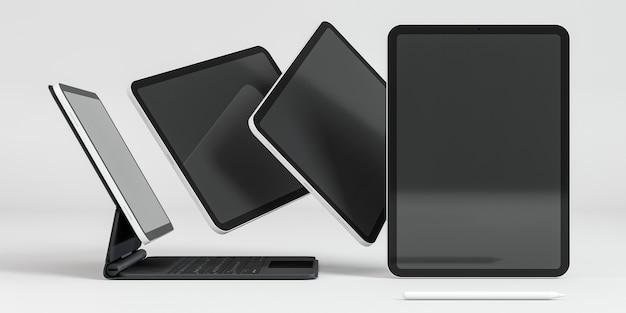 Escaparate de portátiles y tabletas