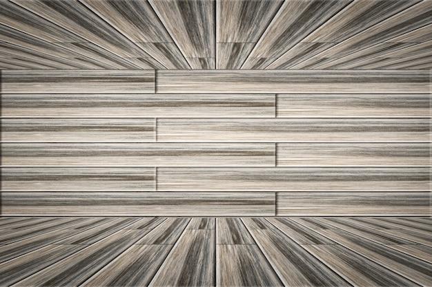 Escenas de madera placas de piso