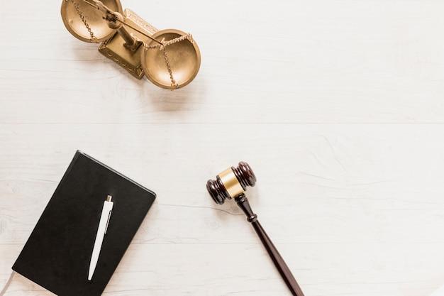 Escritorio de abogado