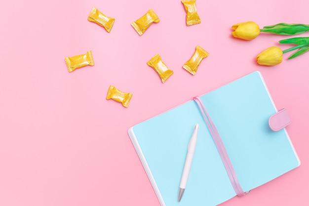 Escritorio de trabajo de estilo de diseño de suministros de oficina