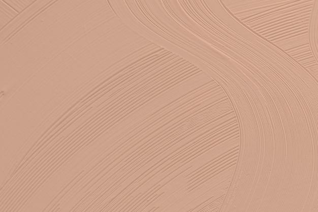 Espacio de copia de textura acrílica bronceada