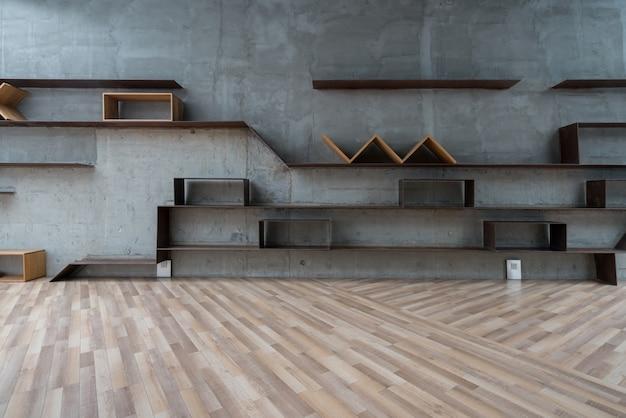 Espacio interior del centro de arte