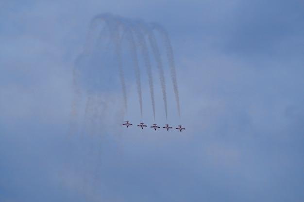 Espectáculo aéreo
