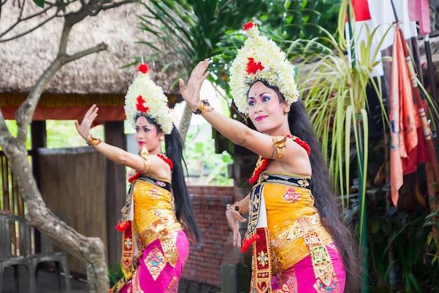 Espectáculo de danza barong
