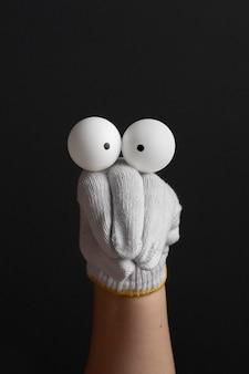 Espectáculo de marionetas de mano para niños