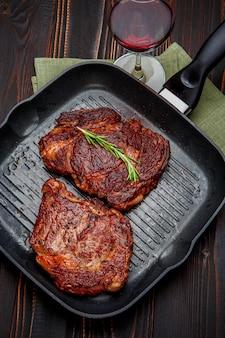 Espinilla orgánica asada de carne de res
