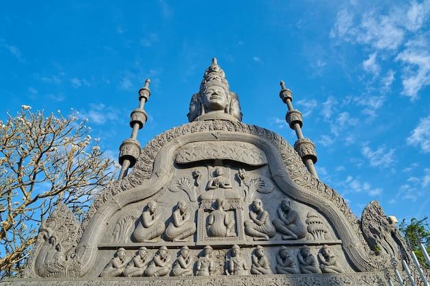 Espiritualidad vacaciones budismo arte espiritual