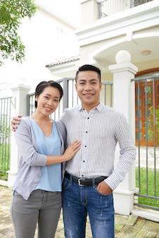 Esposo y esposa