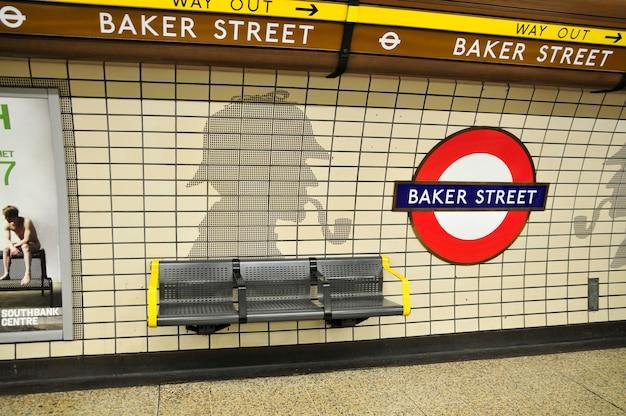Estacion de baker street