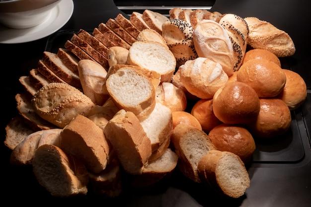 Estación de pan