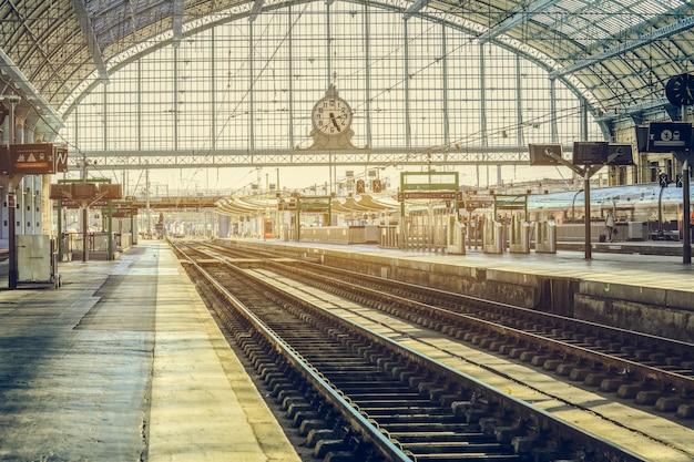 Estación de tren bordeaux-saint-jean