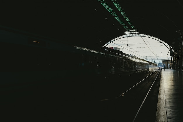 Estación de tren de valencia