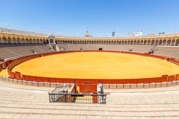 Estadio de la corrida de toros