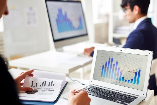 Estadísticas en línea
