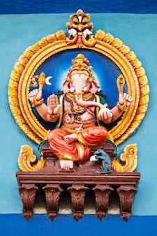 Estatua de ganesha en mysore