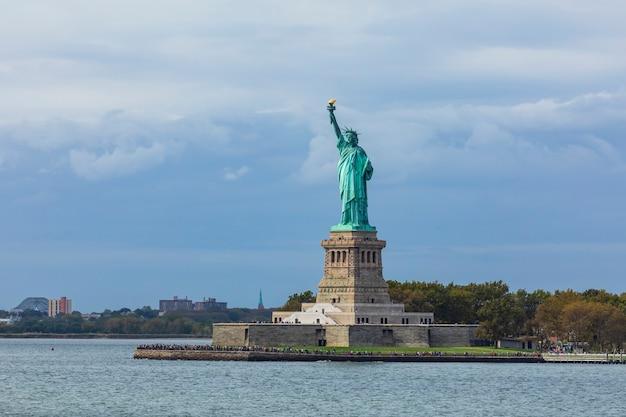 Estatua de la libertad, ciudad nueva york