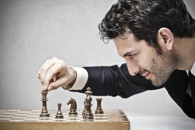 Estrategia en los negocios