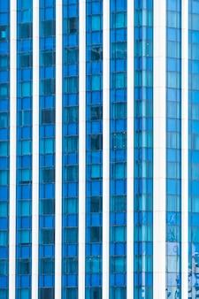 Estructura de edificio moderno de oficinas